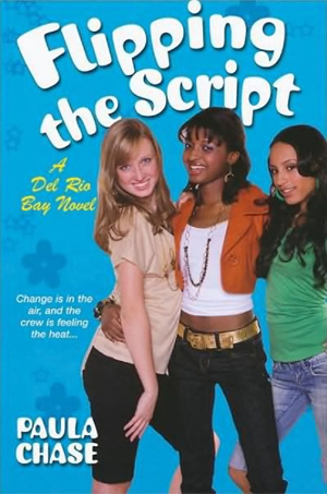 Flipping the Script by author Paula Chase Hyman